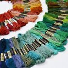 3650pcslot Cotton Cross Floss Stitch Thread Embroidery Sewing Skeins Ea7x