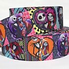 Grosgrain Ribbon 78 1.5 Nightmare Before Christmas H122 Printed