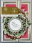 Anna Griffin Christmas Card Kitsbnipabsolutely Beautiful Quick Ship