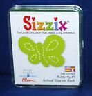 Green Sizzix Dies - New In Case - You Choose