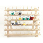 Thread Stand Rack Holds Organizer Wall Embroidery Machine Sewing Storage Holder