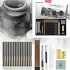 Premium Charcoal Pencils Drawing Sketching Pencils Ranging From 4h To 12b