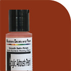 Red Oxide - Acrylic Airbrush Paint By Modelersdp