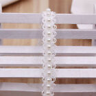 1 Yards White Pearl Beaded Lace Trim Tape Lace Ribbon Decor Applique Craft N