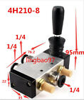 New Tire Tyre Changer Parts Hand Controlled Switch Assist Air Valve With Fitting