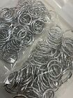 Crafts Large 500 Pc Gold Silver Plated Jump Rings Various Sizes 15mm 24mm