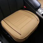 Auto Car Pu Leather Front Seat Cover Halffull Surround Chair Cushion Mat Pad