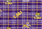 College Cotton Fabric-university Cotton Fabric-sold By The Yard-schools A-l800