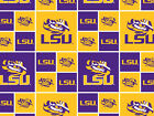 College Cotton Fabric-university Cotton Fabric-sold By The Yard-schools K-o 20