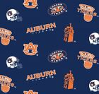 College Cotton Fabric-university Cotton Fabric-sold By The Yard-schools A-j 45