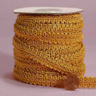 Gimp Braid Trim 38 And 12 Inch Wide Select Color Width-selling By The Yard