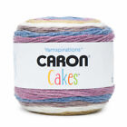 New 28 Colors Caron Cakes Gradient Medium Worsted Yarn Acrylic Wool Hat