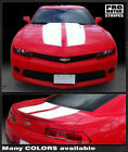 Chevrolet Camaro 2010-2015 Rally Racing Stripes Front Rear Decals Choose Color