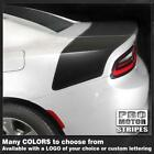 Dodge Charger 2015-2019 Daytona Style Rear Stripes Decals Choose Color