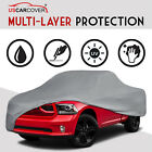 Csc Waterproof Full Pickup Truck Cover For Ford F-150 1997 1998 1999 2000-2004