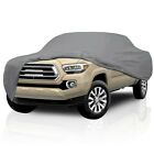 Csc Ultimate Hd Semi Custom Fit Truck Cover For Toyota Tacoma 1995-2004