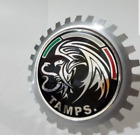 Car Grill Badge Emblems Mexico Tamaulipas State Tamps.