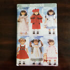 New Butterick Pattern For 18 Doll Clothes 4 Selections Craft Sewing