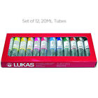 Lukas Studio Professional Oil Color Paint High Pigment High Quality Professional