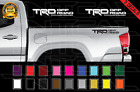 2 Trd Off Road Toyota Tacoma Tundra Decals Set Truck Bedside Pair Vinyl Stickers