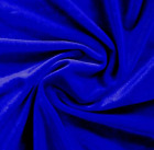 Solid Four Way Stretch Velvet Available In Many Colors By The Yard 60 Wide
