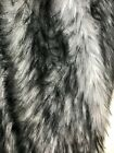 Thick Husky Faux Fur Fabric Bty Shaggy Long Pile 60 Width More Colorsavailable