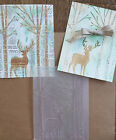 Stampin Up Sizzix Tim Holtz Holiday Embossing Folders Big Shot Christmas