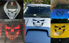 Skull Decal 24 Vinyl Large Hood Graphic Sticker Car Truck Boat Tailgate Window
