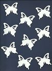 4 Groups Combined Butterfly Dragonfly Die Cuts Punchies Sub-sets Lot 3-36 Pcs.