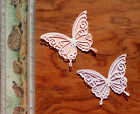 X Tattered Lace Memory Box Butterfly Dragonfly Die Cut Outs Card Topper