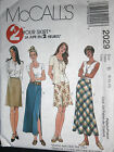 Choose A Sewing Pattern Bottoms Skirts Pants Skort Shorts Easy Fancy Vogue