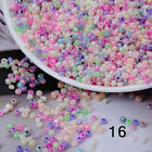 Lot 1000x 16g 2mm Round Loose Czech Glass Seed Beads Diy Jewelry Making Colorful