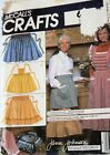 Mccalls Aprons Retro Vintage Designer All Sizes Sewing Patterns You Choose