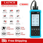 Automotive Launch Scanner Abs Airbag Srs Reset Obd2 Code Reader Diagnostic Tool