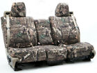 Coverking Mossy Oak Tailored Seat Covers For Honda Del Sol