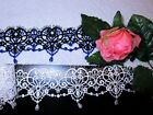 Delicate Venise Embroidered Lace Trim Selling By The Yard Select Color
