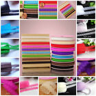 Exquisite 12 Inch Wide Lace Trim Ribbon - Price For 3 Yard Select Color
