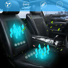 48 Fan Cooling Car Seat Cushion Cover Air Ventilated Fan Conditioned Pad