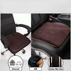 Front Car Heating Seat Warmer Usb Heater Heated Pad Cushion Soft Hot Cover Usa