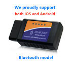 Wifi Bluetooth Obdii Obd2 Auto Car Diagnostic Scanner Tool Elm327 Ios Android