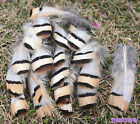 10-100pcs Beautiful Pheasant Tail Peacock Feathers 4-10cm2-4inches