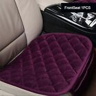Seat Cover Plush Protector Car Universal Supplies Auto Chair Bench Blanket Car