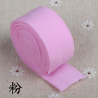 2cm Flat Bias Binding Tape Elastic Stretch Cord Clothing Sewing Braided Tape