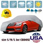 Outdoor Extra Large Full Car Cover 100 Waterproof Breathable Rain Protection Fb