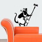 Banksy Decorator Rat Stencil Replica Graffiti Art Home Decor Craft Ideal Stencil