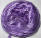 Choose From 11 Colors Mulberry Silk Roving Top Fiber Felting Doll Hair0.2oz 5g