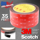Genuine 3m Vhb 5952 Double-sided Mounting Tape 10.5m 35ft 420 Inches Length