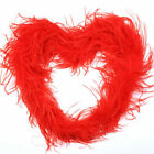 Wholesale 210yard Natural Monolayer Ostrich Feathers Boa For Party Creative