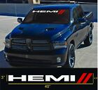 Hemi 40 Dodge Front Windshield Window Banner Decal Sticker Dodge Ram