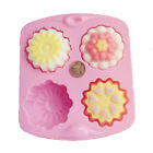 3d Silicone Ice Cube Candy Chocolate Cake Cookie Cupcake Soap Molds Mould Tools